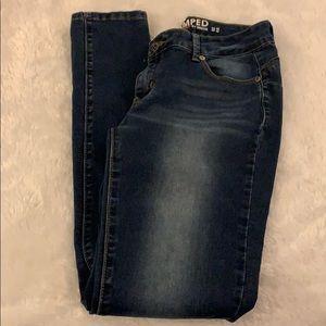 Denim - Push up jeans